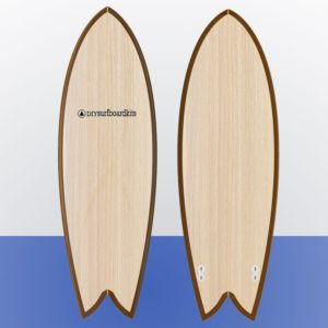 diy wooden surfboard kit for sale
