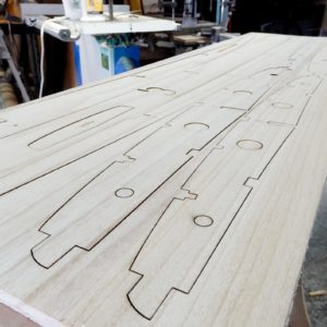 Wooden Surfboard Kits