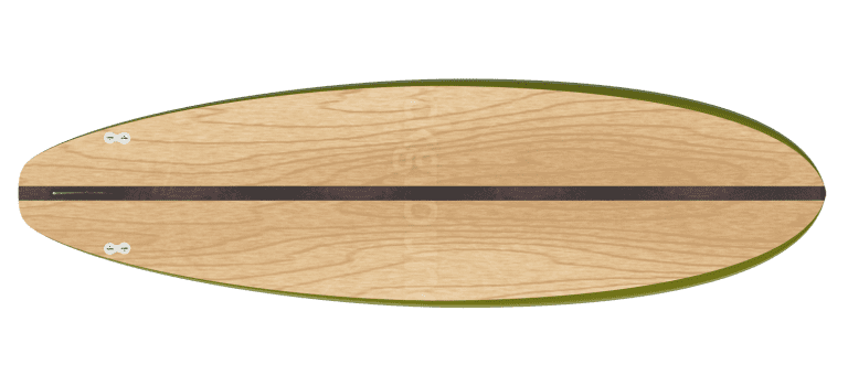 "9'6 x 32"" SUP Kit (154L) - DIY Wooden SUP Kit </BR> All Rounder 2"
