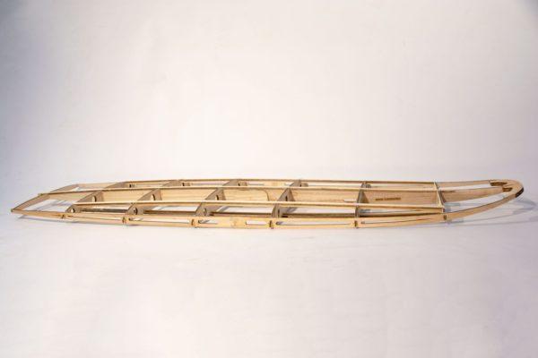 """2019 MINI SIMMONS</br>[5'5x23"""" 41L]</br>Laser Cut Wooden Surfboard Kit 5"""