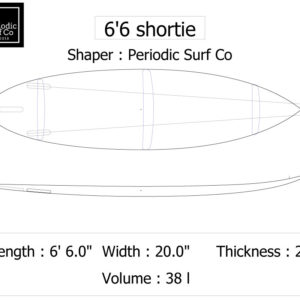 Hollow Core Wooden Surfboard Kits, Frames and Supplies 14