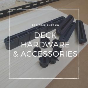 Surfboard Deck Hardware & Accessories